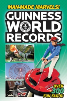 Guinness World Records: Man-Made Marvels!, EPUB eBook
