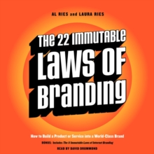 The 22 Immutable Laws of Branding, eAudiobook MP3 eaudioBook