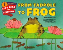 From Tadpole to Frog, Paperback Book