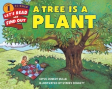 A Tree Is a Plant, Paperback / softback Book
