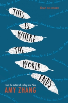 This Is Where the World Ends, Paperback Book