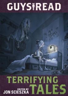 Guys Read: Terrifying Tales, EPUB eBook