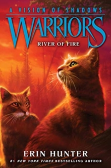 Warriors: A Vision of Shadows #5: River of Fire, Paperback / softback Book