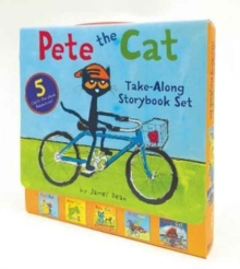 Pete the Cat Take-Along Storybook Set : 5-Book 8x8 Set, Paperback Book