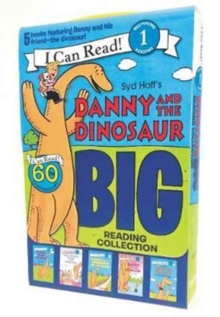Danny and the Dinosaur: Big Reading Collection : 5 Books Featuring Danny and His Friend the Dinosaur!, Paperback Book