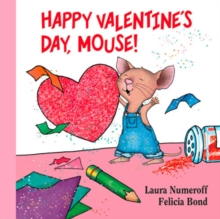 Happy Valentine's Day, Mouse! Lap Edition, Board book Book