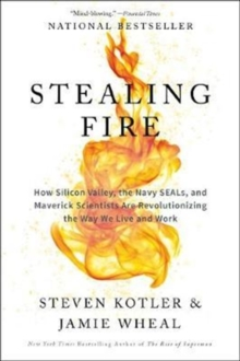 Stealing Fire : How Silicon Valley, the Navy SEALs, and Maverick Scientists Are Revolutionizing the Way We Live and Work, Paperback / softback Book