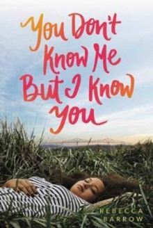 You Don't Know Me but I Know You, Hardback Book