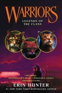Warriors: Legends of the Clans, Paperback / softback Book