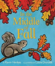 In the Middle of Fall, Hardback Book
