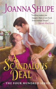 A Scandalous Deal : The Four Hundred Series, Paperback Book