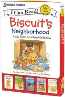 Biscuit's Neighborhood : 5 Fun-Filled Stories in 1 Box!, Paperback Book