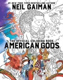 American Gods: The Official Coloring Book, Paperback / softback Book