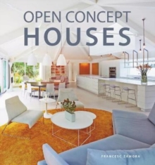 Open Concept Houses, Hardback Book