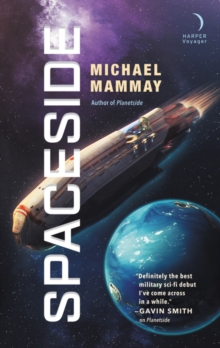 Spaceside, Paperback / softback Book