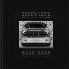 Geddy Lee's Big Beautiful Book of Bass, EPUB eBook