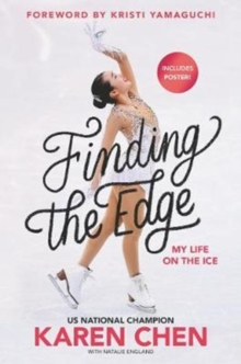 Finding the Edge: My Life on the Ice, Hardback Book