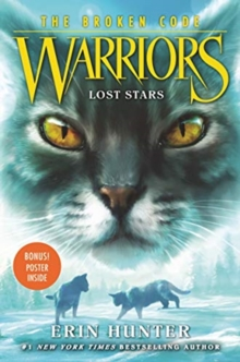 Warriors: The Broken Code #1: Lost Stars, Hardback Book