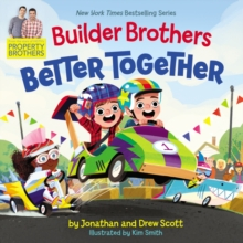 Builder Brothers: Better Together, Hardback Book
