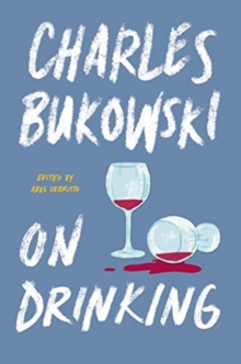 On Drinking, Hardback Book