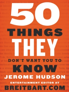 50 Things They Don't Want You to Know, EPUB eBook