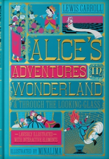 Alice's Adventures in Wonderland & Through the Looking-Glass, EPUB eBook