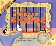 Circus Shapes, Paperback / softback Book