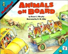 Animals on Board, Paperback / softback Book