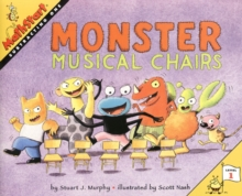 Monster Musical Chairs, Paperback / softback Book