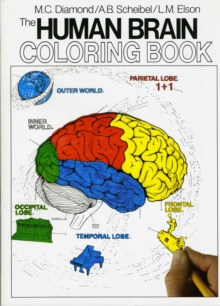 The Human Brain Coloring Book, Paperback Book