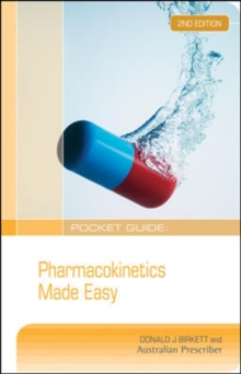 Pocket Guide: Pharmacokinetics Made Easy, Paperback / softback Book