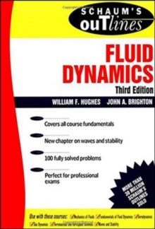 Schaum's Outline of Fluid Dynamics, Paperback / softback Book