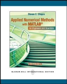 Applied Numerical Methods W/MATLAB (Int'l Ed), Paperback / softback Book