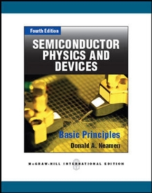 Semiconductor Physics And Devices (Int'l Ed), Paperback / softback Book