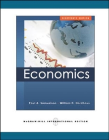 Economics (Int'l Ed), Paperback Book