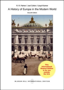 A History of Europe in the Modern World, Paperback Book