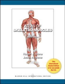 Atlas of Skeletal Muscles, Paperback / softback Book