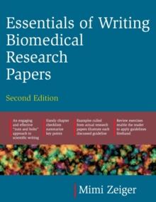 Essentials of Writing Biomedical Research Papers. Second Edition, Paperback / softback Book