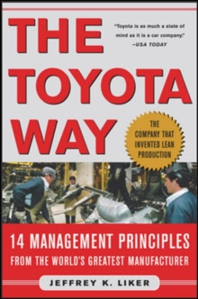 The Toyota Way, Hardback Book