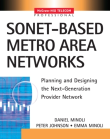 SONET-based Metro Area Networks, PDF eBook