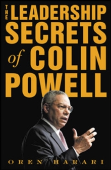 The Leadership Secrets of Colin Powell, Paperback / softback Book