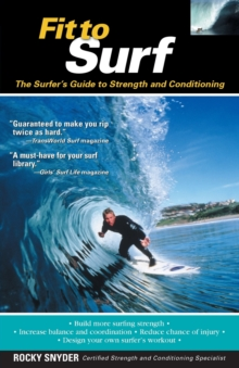 Fit to Surf, Paperback / softback Book