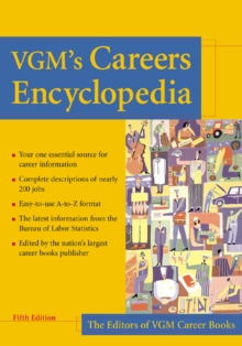 VGM's Careers Encyclopedia, PDF eBook