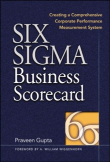 Six Sigma Business Scorecard, PDF eBook