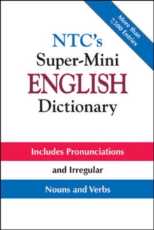 NTC's Super-Mini English Dictionary, PDF eBook