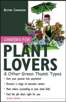 Careers for Plant Lovers & Other Green Thumb Types, PDF eBook