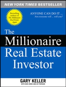 The Millionaire Real Estate Investor, Paperback / softback Book