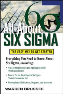 All About Six Sigma, Paperback / softback Book
