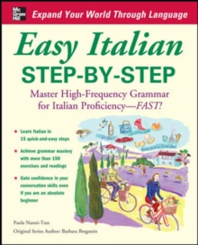 Easy Italian Step-by-Step, Paperback / softback Book