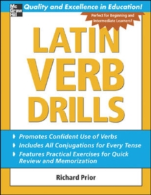 Latin Verb Drills, Paperback / softback Book
